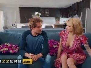 Mommy Got Boobs - (Joslyn James, Tyler Nixon) - Consoling His Cock - Brazzers