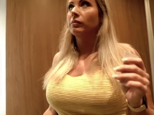 On Vacation with my Hot Step-Mom with Huge Tits - Coco Vandi