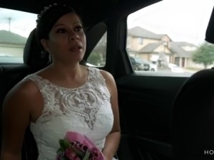 Cheating bride leaves groom planted and leaves with ex boyfriend