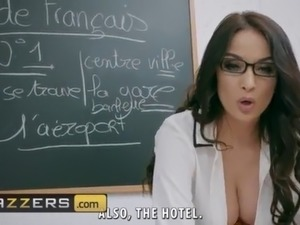 Big Tits at School - (Anissa Kate, Marc Rose) - Romance Language - Brazzers