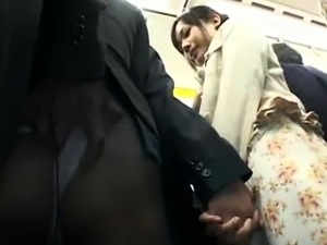Assaulted on train, part 3