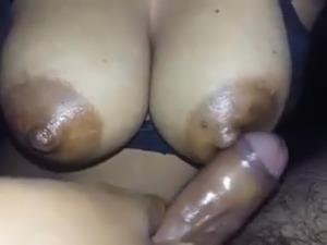 Deshi mom boobs