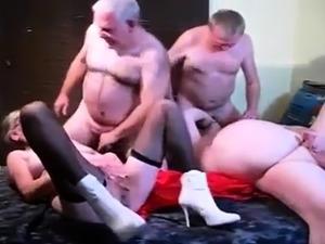 4 grandpas and a granny