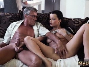 Old man young girl sex and aunt nephew first time What