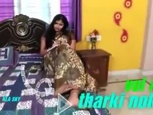 Telugu  Surekha sexy navel hot romance with uncel