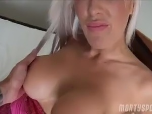 British Lexi Gets POV Anal