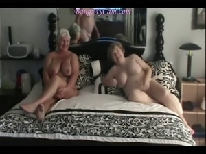 Grandpa want to have 3some with grandma&#39s friend part 1