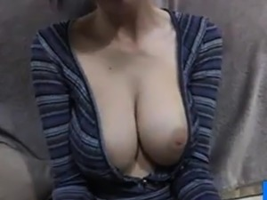 Kim's boobs have popped out and she doesn't care