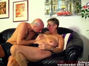 german mature mom seduced housewife
