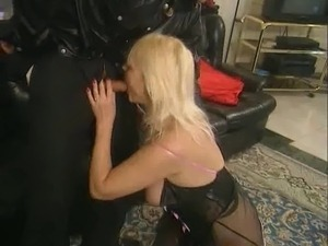 German Mature Anal casting 2