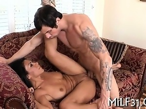 Lusty workout with hawt mother i'd like to fuck