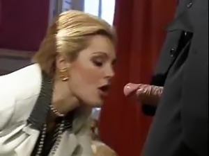 The best XXX flicks from gorgeous classic porn star Laure Sainclair