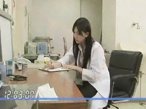08.Real Celebrity Saori Hara Facial Cum Clinic[STAR-176]
