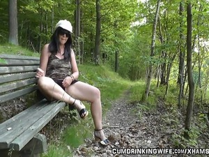My outdoor and dogging adventures 2013 continue :-) This was in June 2013 in...