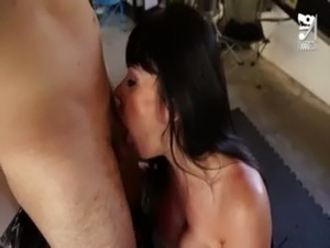 Eva Karera is fucked by Pampi the exterminator!!! free