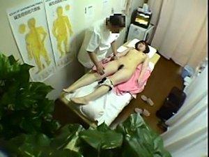 Japanese massage fuck 4