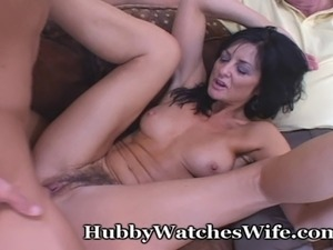 Mature couple comes over to have fantasy fulfilled...she wants a young, thick...