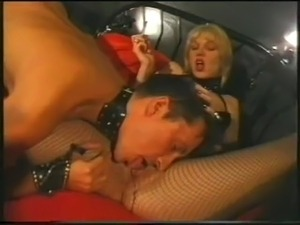 Smoking Fetish - Expensive whore smoking while working