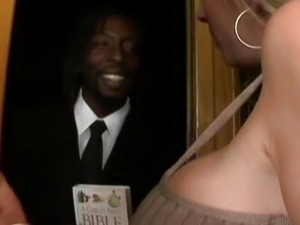 Sara Jay gets fucked by a BBC