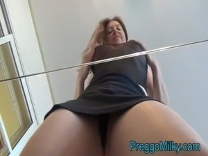 lactating milf squirting breast milk free
