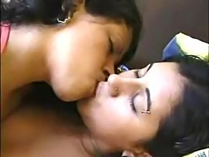 Lesbian Kiss - 1