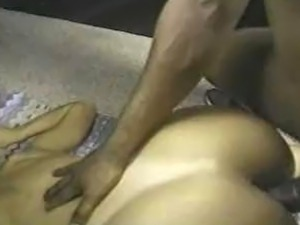 Alexa Rae and another chick taking it from a black guy
