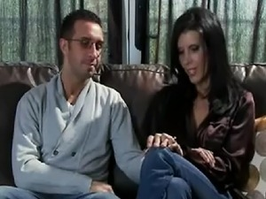 Two hot couples decide to give swinging a try with some excellent results.