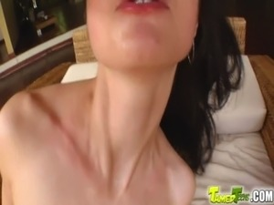 Tamed Teens Fair Marian not so fair after rough fuck treatment free