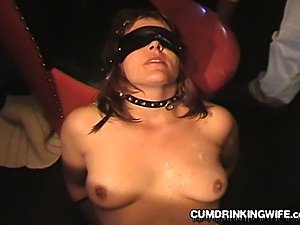 New cumshot compilation. Watch me sucking off lots of guys and getting dozens...