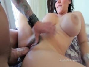 Busty Angelina Castro Fucked Hard In Apartment! free