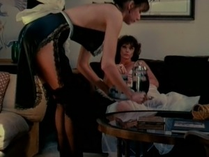 Spoiled Servants Fuck With Mistress