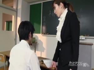 beauty teacher fucked hard by students free