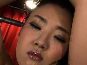 Japanese lesbian bondage