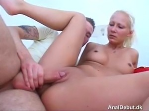 analdebut - amanda-anders