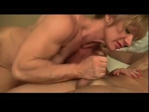 Man Loves Muscle Woman Domination BVR