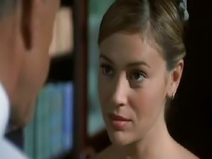 Alyssa Milano - The Diamond Hunters