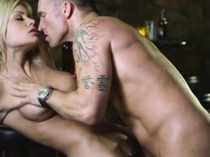Army private Riley Steele banged rough