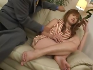 Sleeping chinese beauty anal banged