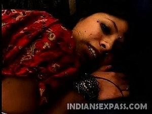 Hot Indian model Botsy looks sweet with her nice exotic