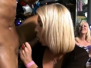 Hot and wild striptease