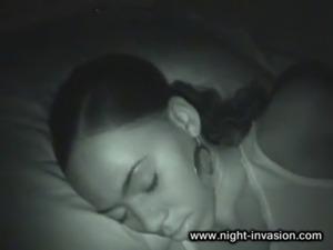 anal girl Sleeping sex black