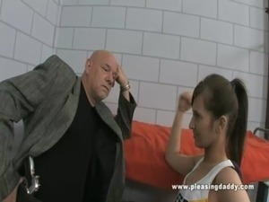 Young Slut Tries To Fuck Her Way Out Of Prison free