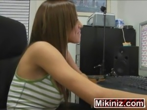 Jay Rock POV One Time Wonders From Texas  Melanie, Amateur Brunette One Teen...