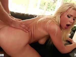 Anikka Albrite's first anal available here!