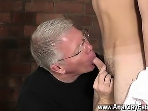 Gay cock Spanking The Schoolboy Jacob
