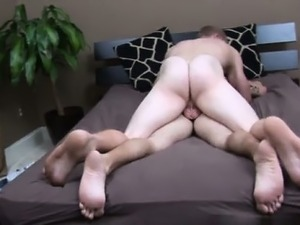Gay video Connor couldn\'t help but gaze down at Denver, seei