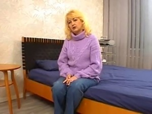 Moms Casting - Irina R (39 years old)