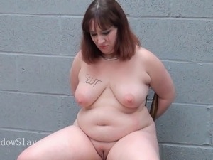 Obese slavesluts electro pain pleasure and ugly crying chunky inside breast...
