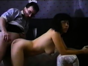 Asian Girl Enjoys Ed Powers Hard Cock