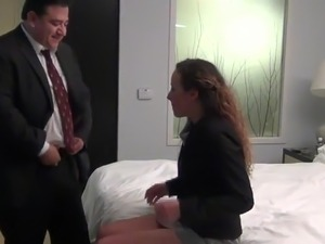 free blowjob videos old man escort